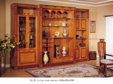 Woodcraft design inc for Dining room cupboard designs